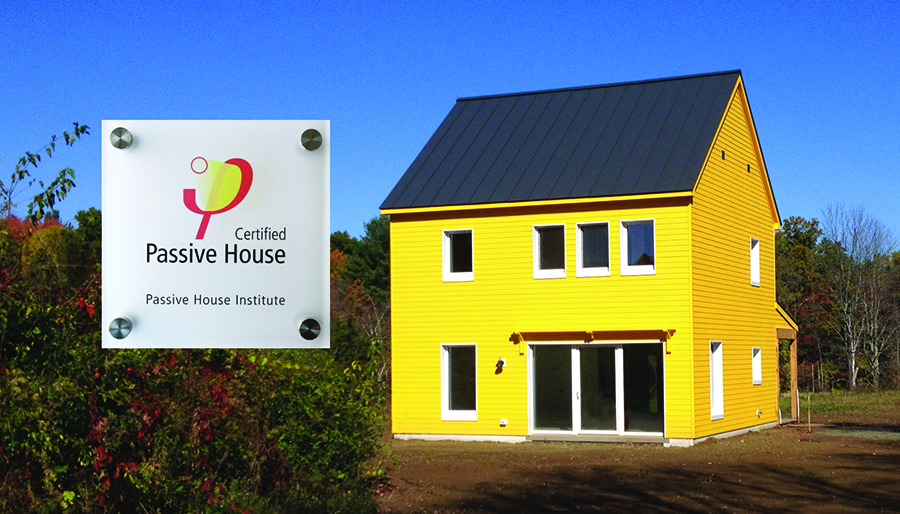 Integrity build house is first in the Pioneer Valley to receive ...